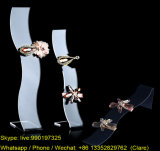 Store Transparent Acrylic Hairpins Display Stand