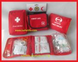 Car First Aid Kit CE and FDA Approval Fa-C02 Private Label (FA-C02)
