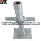 Scaffolding Adjustable Jack Base, Guangzhou Manufacturer