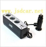 One in Three Car Power Distributor (JSD-S0003)
