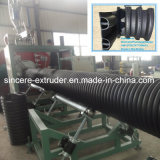 HDPE Structure Wall Spiral Pipe Making Machine 800mm