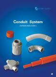 ASNZS2053 AUSTRALIA standard PVC conduit and fittings