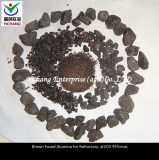 Brown Corundum Sand & Powder for Making Refractory Bricks