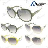 High Quality Hand Made Lady Acetate Sun Glasses with Cr39 Lens 100%UV (SA287007