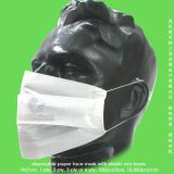 1-Ply 2-Ply 3-Ply 4-Ply Disposable Paper Mask with Ear Hanging Elastic or Head Hanging Elastic
