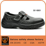 Saicou Cheap Dual PU Steel Toe Stylish Casual Shoes for Men Sc-8801