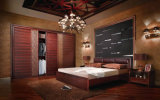 Particle Board Wardrobe Bedroom Furnitures (zy-049)