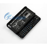 Sliding Bluetooth Wireless Keyboard Case Cover for iPhone 5