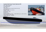 Aqualand Boat Fenders/EVA Solid Foam Floating Tube Fenders (RIB800)