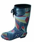 Women′s Fashionable Wellies for Raining Day