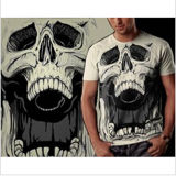 Custom Cotton Printed T-Shirt for Men (M384)