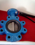 Cast Iron or Stainless Steel Medical Butterfly Valve