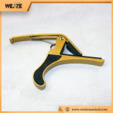 Economic Guitar Metal Capo Which Equally Applies to Ukulel and Violin