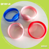Wrs05 Myfare S50 RFID Wrist Band for Water Park (GYRFID)