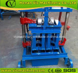QJ-M Moving small manual brick making machine with low cost