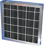 Air Filter with Activated Carbon for Air Cleaner