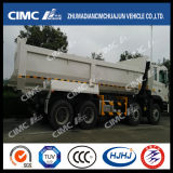 Cimc Huajun High Quality 8*4 U-Type Dump Truck