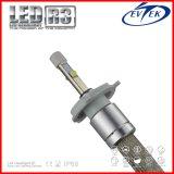 High Power 40W 4000lm H4 R3 CREE Xhp-50 LED Car Headlight Bulbs
