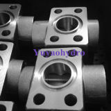 SAE Single-Part Butt Weld Flange for High Pressure