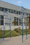 Steel Powder Coated Frame Scaffolding Walk Through Frame
