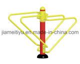 Zijincheng Red & Yellow Outdoor Fitness Equipment Exercising Bars