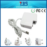 High Quality 16.5V 3.65A Bent Laptop Power Adapter for Apple