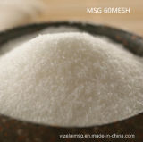 Food Additive Msg Monosodium Glutamate (60mesh) Crystal Small Bag