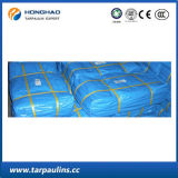 Factory Price Waterproof PVC Coated Polyester Fabric Tarpaulin Bales