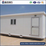 Steel Structural Prefab Material Modular House with Design and Fast Installation (Steel Frame)