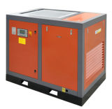 Simple Operation Compact Screw Type Air Compressors 15kw 20HP for Textile or Medical