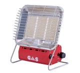 Portable Ceramic Burner Gas Space Heater