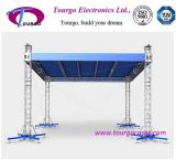 Outdoor Events Aluminum Stage Truss with Roof System
