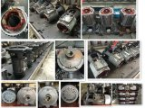 Electric Centrifugal Water Pump Scm2-60 (1.5kw/2HP) , Two (double) Brass Impellers
