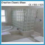 190 *190*80mm Glass Block for Constructive Glass