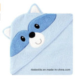 Promotional Baby Hooded Towel with Embroidery