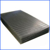 Black Steel Welded Mesh Panels for Construction