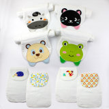 X8872 Free Size Cotton Breathable Baby Sweatbands