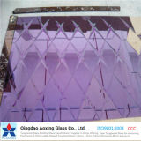 Tinted/Color Float Silveraluminium Mirror for Decoration