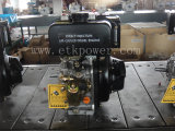 Black Air-Cooled Diesel Engine Set (170F)