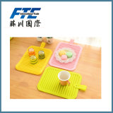 Fancy Silicone Heat Resistant Table Plate Mat