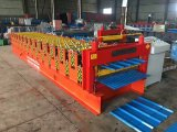 Double Layer Metal Roofing Roll Forming Machine