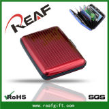 Cheap Gift &Promotional Item Fashion Waterproof Aluminium RFID Card Wallet