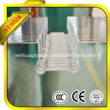 4mm-19mm Clear/Colored Flat/Bent Tempered/Toughened Glass Price with CE / ISO9001 / CCC