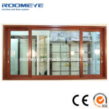 Alu-Wood Sliding Window with Factory Price