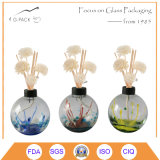 Art Decorative Glass Reed Diffuser Bottle