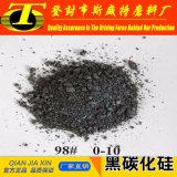 Sic 90% 86% 68% Black Silicon Carbide for Refractory Materials