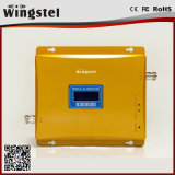 Classcial Design GSM/Dcs 900/1800MHz Cellphone Signal Booster with Ce RoHS Certification