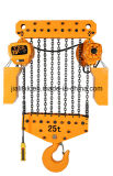 25ton Electric Chain Hoist with Suspension Hook