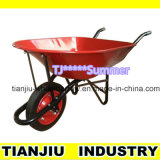 Construction Tools Wheelbarrow Wb7500 with Solid Wheel