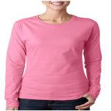 Guangzhou Factory Casual Women′s T Shirt
